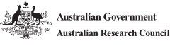 logo of Australian Research Council