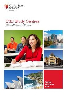 CSU Study Centres Student Prospectus