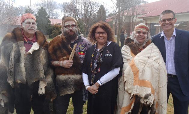 Wiradyuri Elders Cultural Hub opens at Charles Sturt in Bathurst