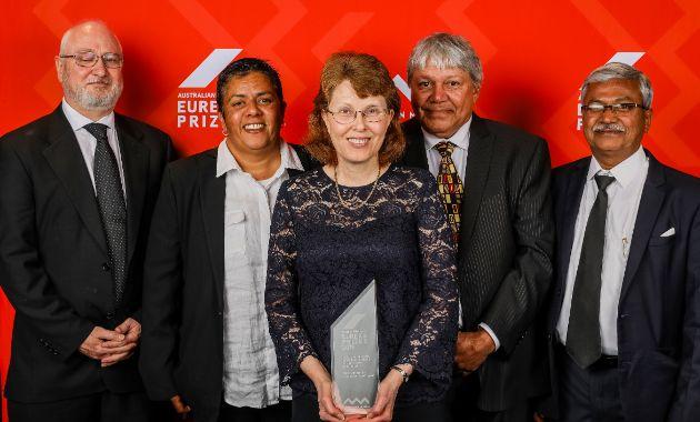 Charles Sturt partnership program wins national award for STEM Inclusion