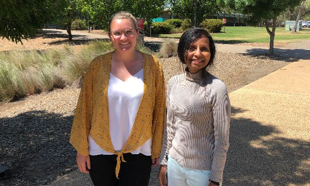 Charles Sturt lecturers deliver vital training to Riverina nurses