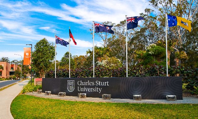 Charles Sturt a dual category finalist in Australasian Green Gown Awards