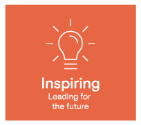 Inspiring - Leading for the future