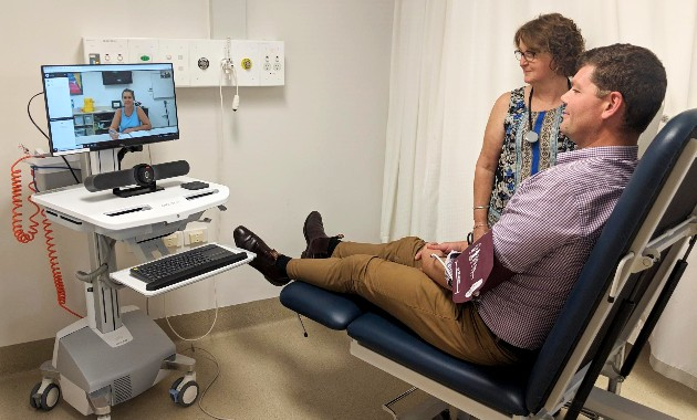 Free online telehealth course offered to medical practitioners