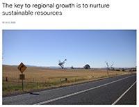 Key to regional growth