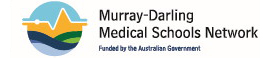 Murray-Darling Medical Schools Network logo