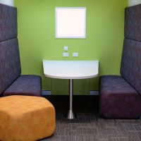 Group study booths Level 6 thumbnail