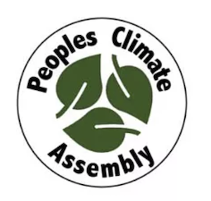 People's Climate Assembly Green Recovery Petition