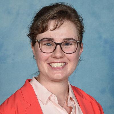 Portrait of Krystal Gagen-Spriggs