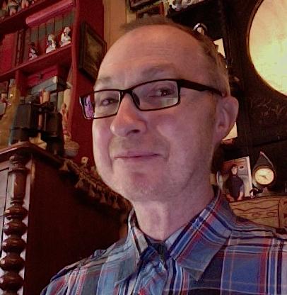 Portrait of Daren Pope