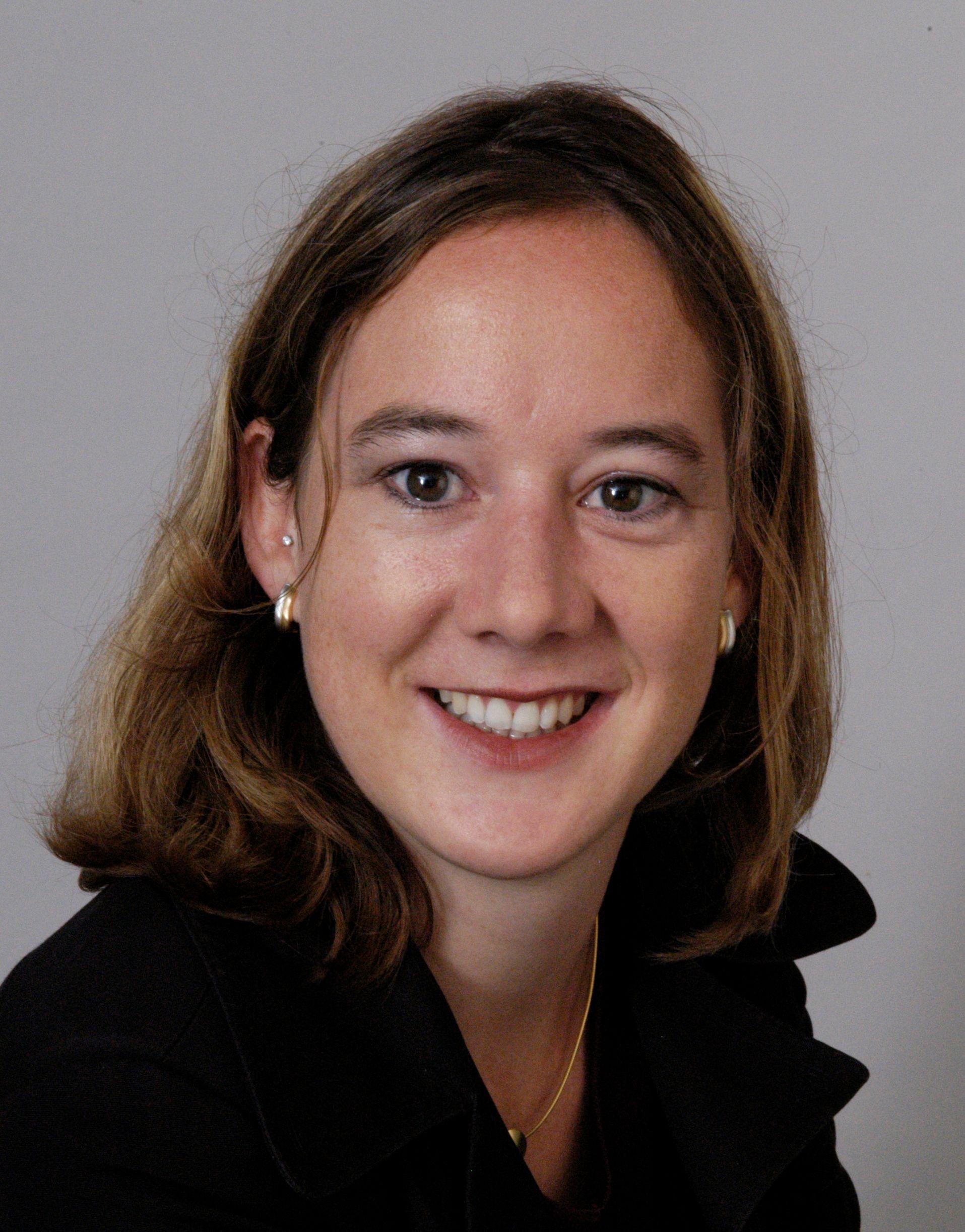 Portrait of Lucia Würsch