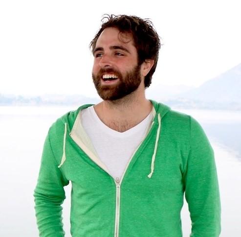 Portrait of Matt Anslow