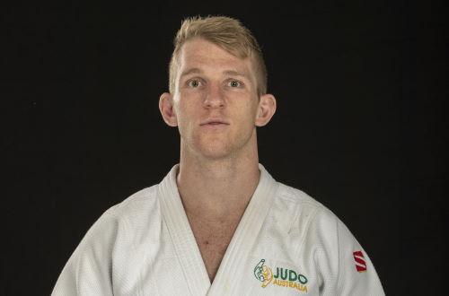 Nathan Katz – Men's Judo 66kg