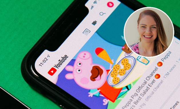 Is the 'Peppa Pig effect' influencing our children's communication?