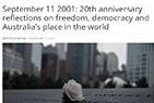 September 11 reflections Dominic O'Sullivan