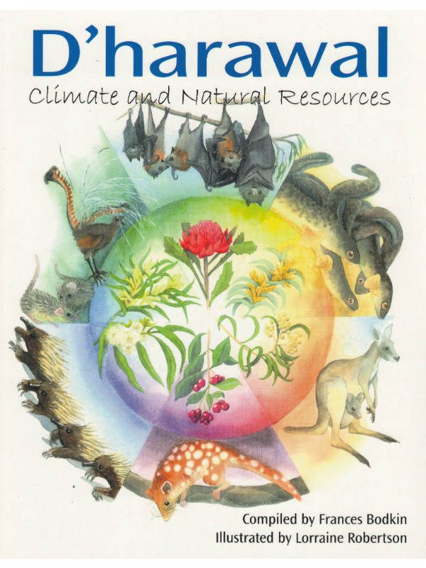 Book D'harawal, Climate and other sources