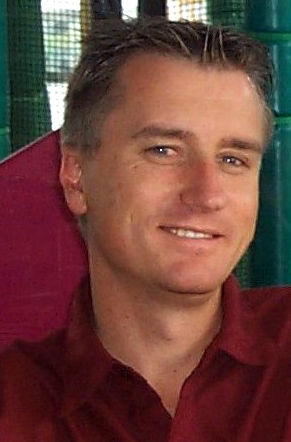 Professor Nick Klomp, CSU Dean of Faculty of Science