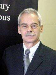 The Vice-Chancellor of CSU, Professor Ian Goulter.