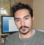 CSU's Dr Oliver Villar