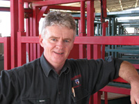 Associate Professor Scott Norman from CSU.