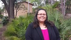Ms Rosie Powell from CSU.