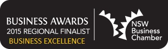 Business Awards Regional Finalist 2015