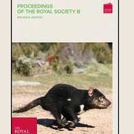 Royal Society Proceedings B