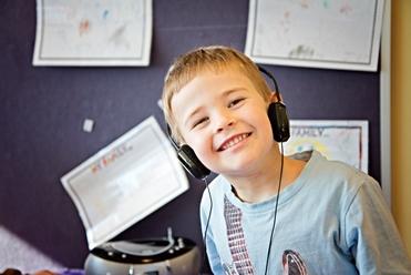 Early childhood (headphones)