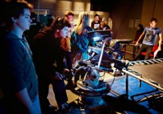 TV students Wagga