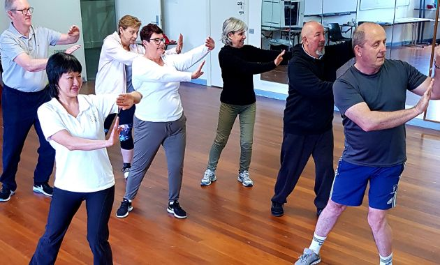 'Active Living Longer' program extends to CSU in Orange