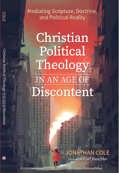 Book Launch: Christian Political Theology in an Age of Discontent