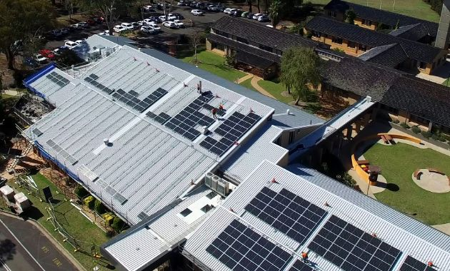 World Environment Day sees Orange solar panels completed