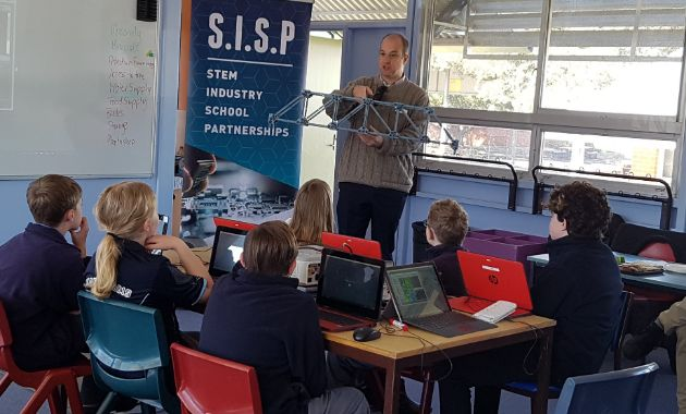 Charles Sturt academic helping to bridge skills gap at STEM subjects workshop