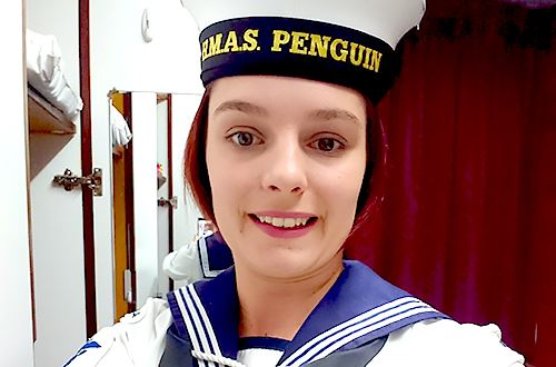 How I studied my Charles Sturt nursing degree from the high seas