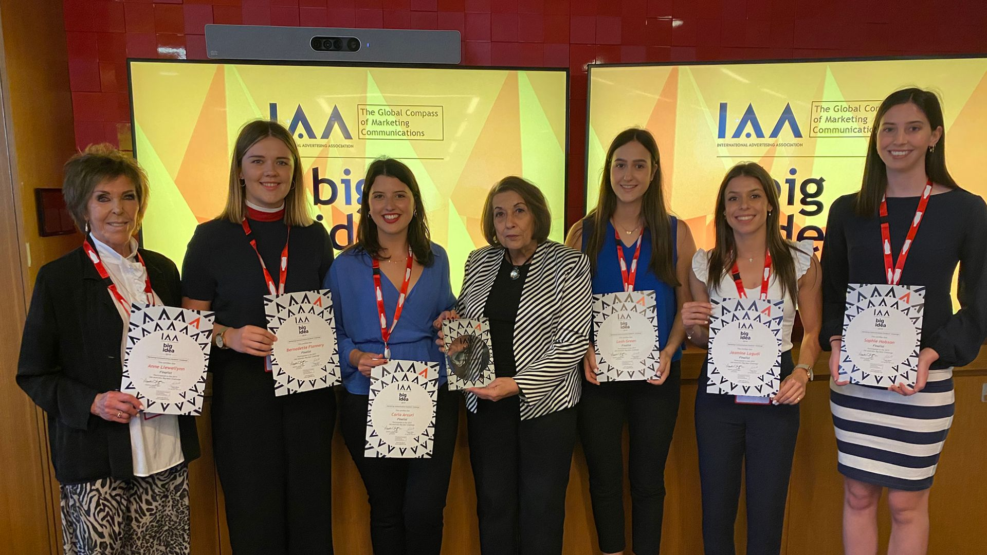 Charles Sturt advertising students win 13th 'National Champions' title