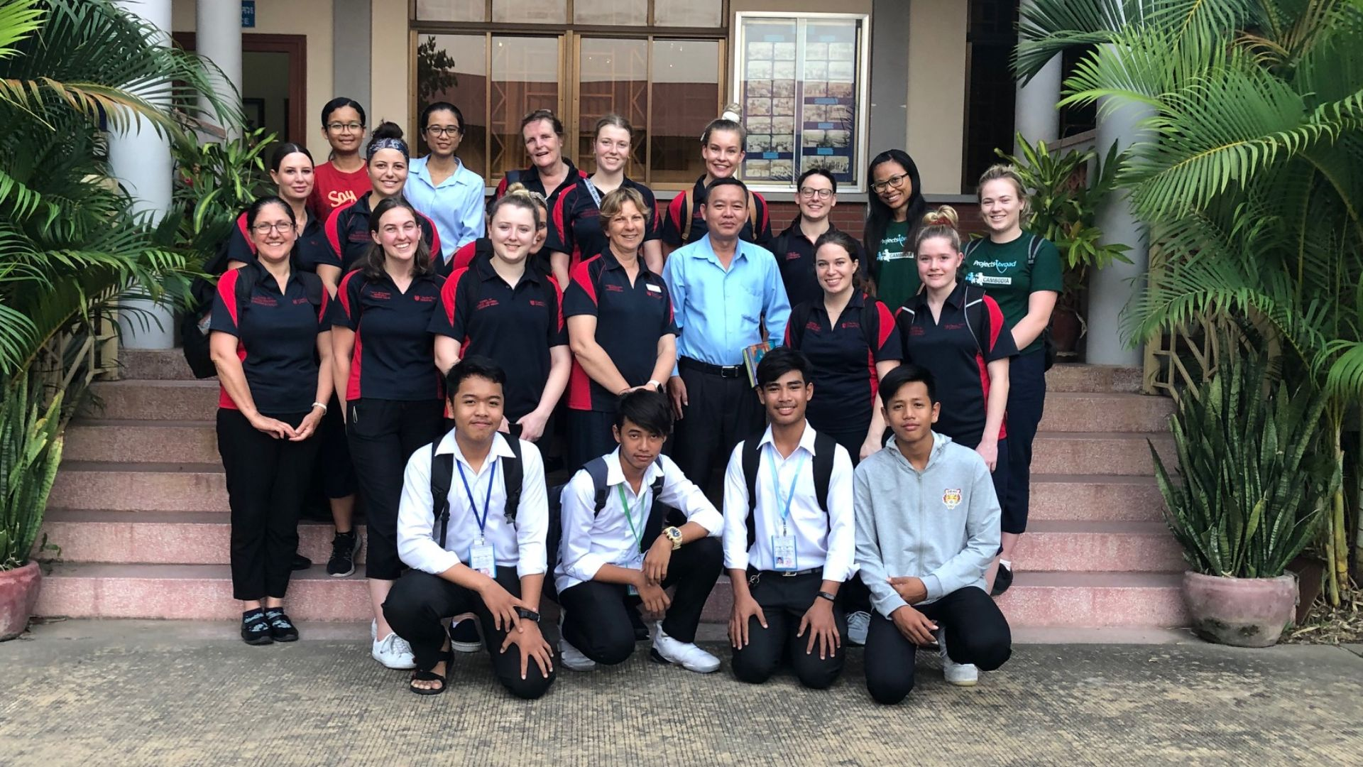 Nursing students return from life-changing trip to Cambodia