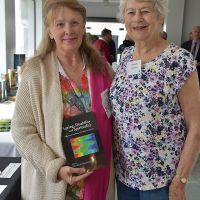 Diane Marshall & Rev Professor Elizabeth MacKinlay Photograph by Sarah Stitt