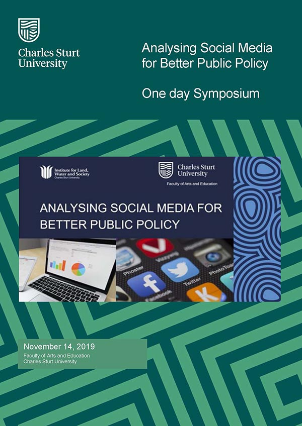 Analysing Social Media for Better Public Policy