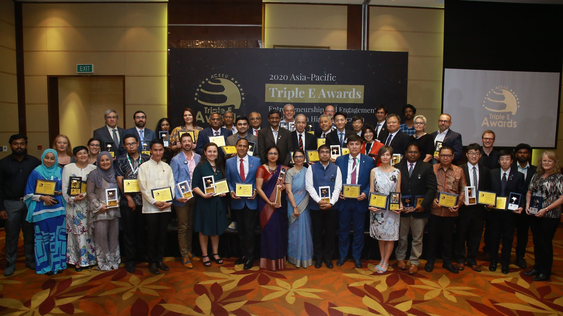 Cyber security project gains international recognition at Asia-Pacific awards
