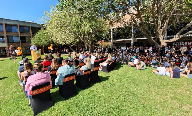 Charles Sturt to welcome commencing students at orientation days