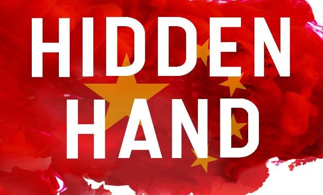 New book 'Hidden Hand' describes China's threat to democracy