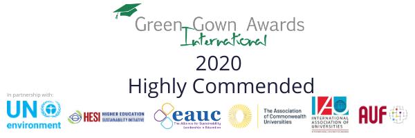 2020 International Green Gown Award