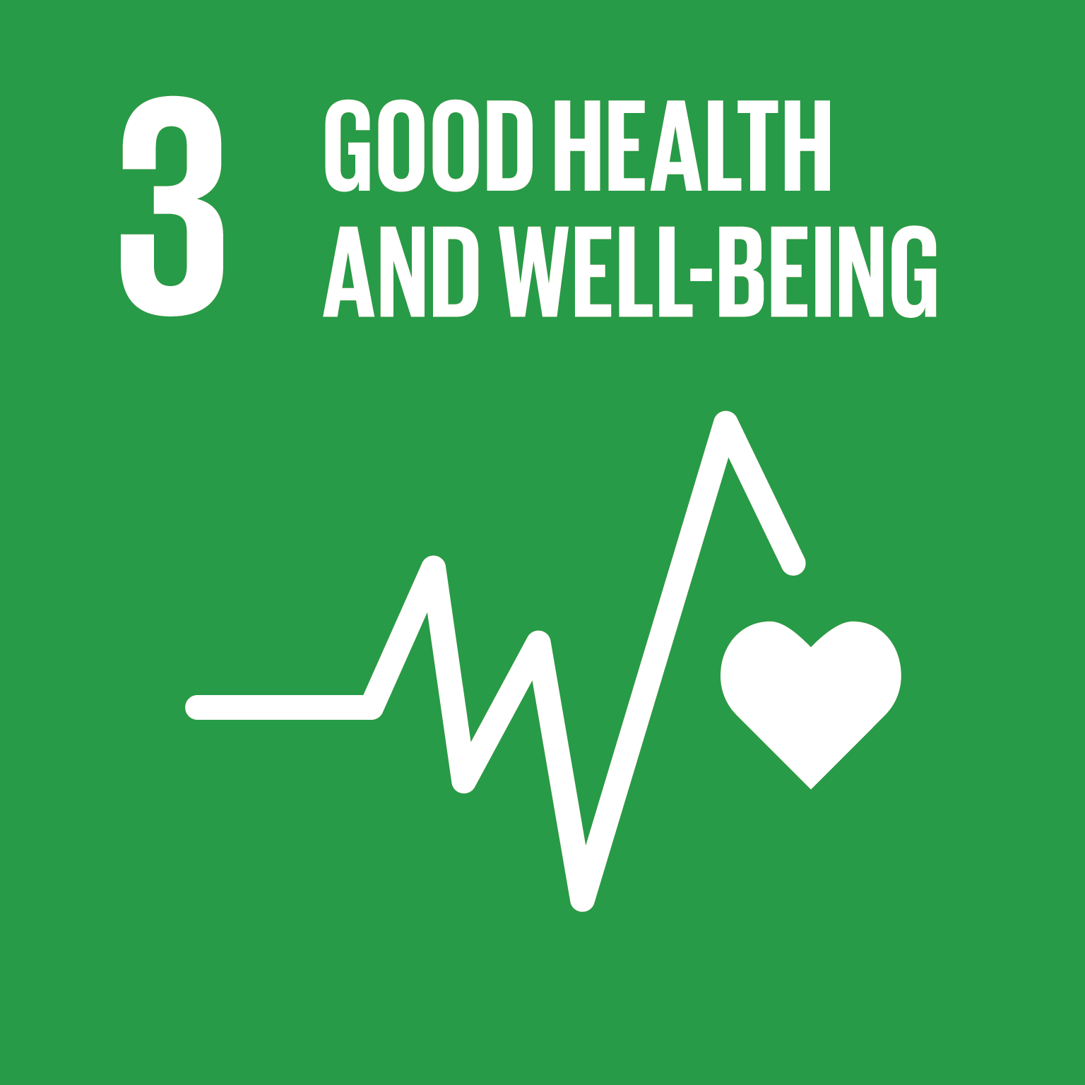 Goal 3 Good Health and Wellbeing