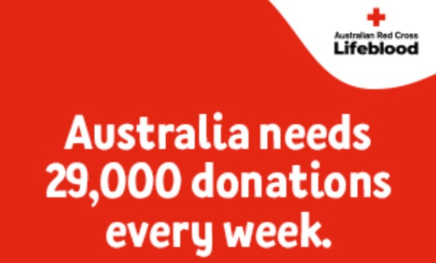 Charles Sturt 2020 blood donations help save 2,500 lives