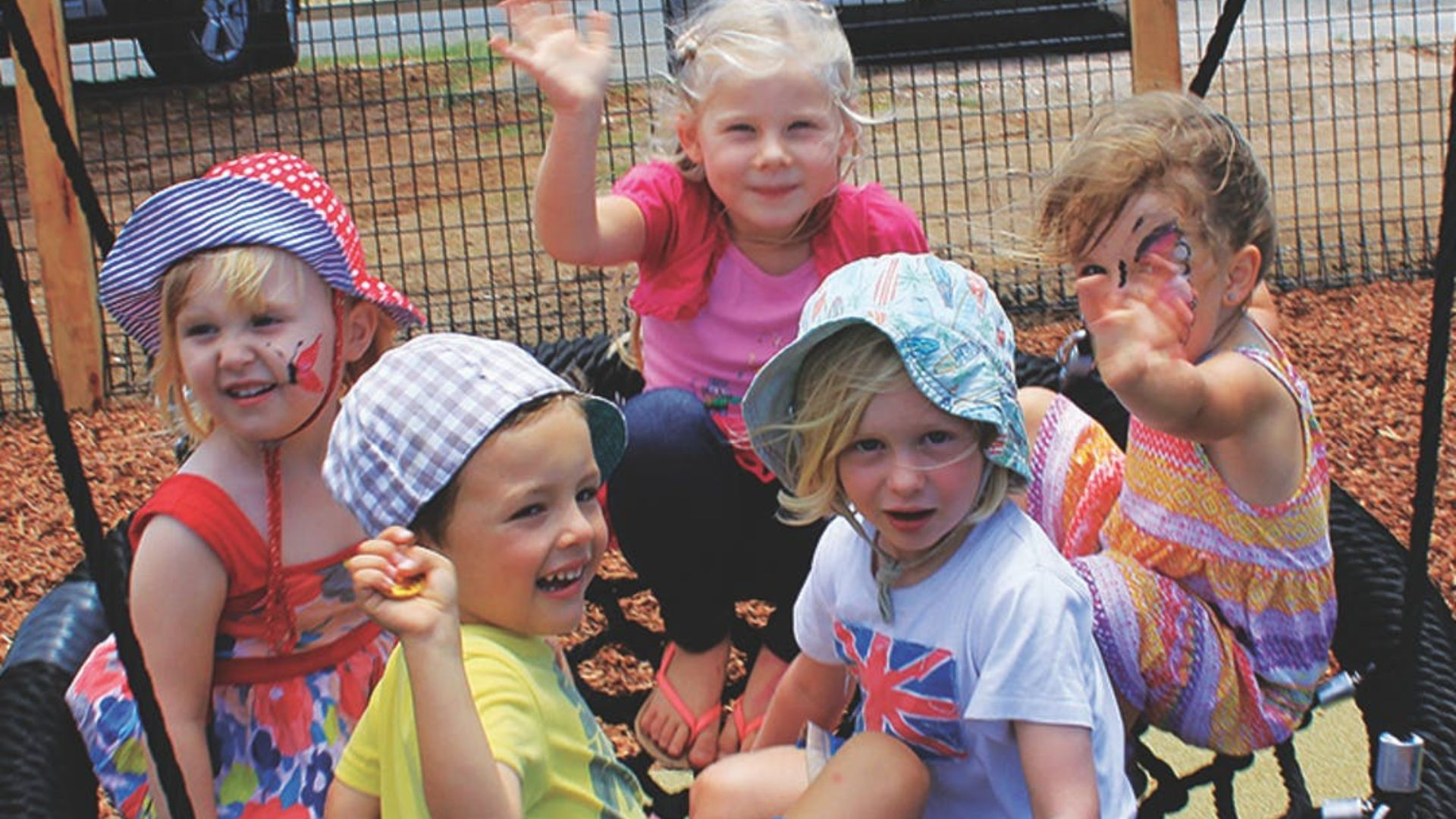 Charles Sturt study shows playground encourages inclusion
