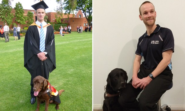 A Charles Sturt graduate's inspiring story ahead of World Physiotherapy Day
