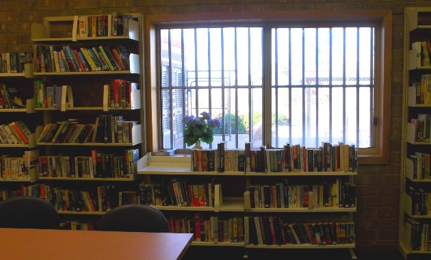 Why libraries are highly prized and beneficial for many of Australia's prison inmates
