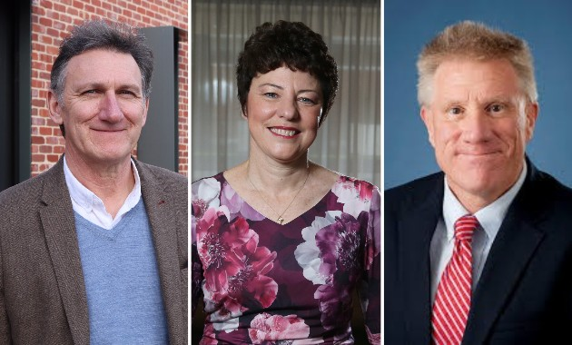 Three Charles Sturt researchers named Australian leaders in their fields