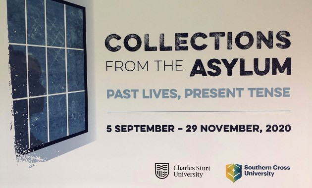 Behind closed doors: Review of 'Collections From The Asylum' exhibition