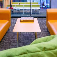 Level 5 sofas and Level 4 study spaces thumbnail